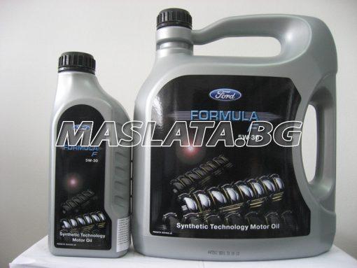 Масло 5w30 Ford Formula