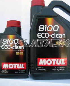 Масло MOTUL 0W30 8100 ECO-CLEAN
