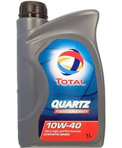 Масло TOTAL Quartz 7000 Energy 10w40 - 1 литър