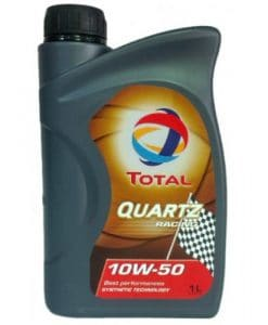 Масло TOTAL QUARTZ RACING 10W50 - 1 литър