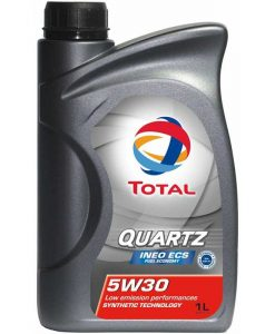 Масло TOTAL QUARTZ INEO ECS 5W30 - 1 литър