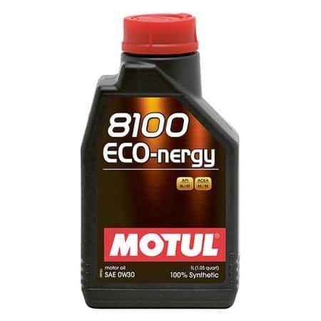 Масло MOTUL 0W30 8100 ECO-NERGY