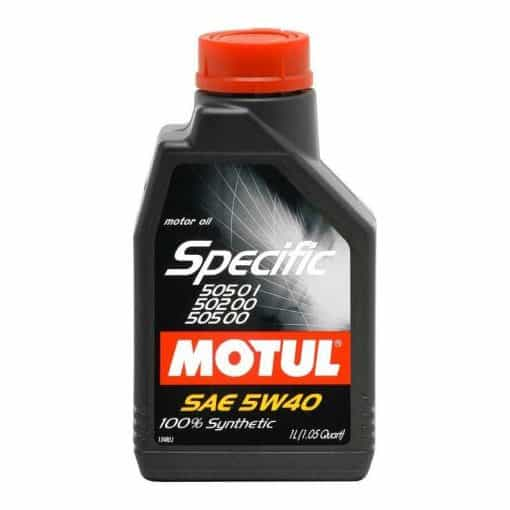 Масло MOTUL Specific 505 01, 502 00, 505 00 5W40 - 1 литър