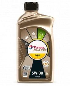 Масло TOTAL QUARTZ INEO ECS 5W30 - 1 литър