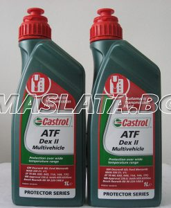 Масло CASTROL ATF DEX 2 MULTIVEHICLE