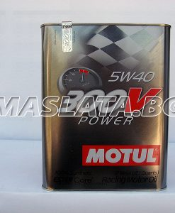 Масло MOTUL 5W40 300V Power
