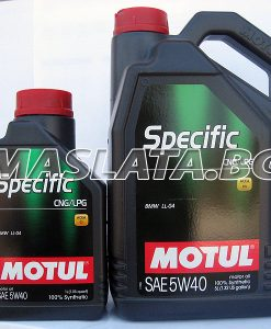 Масло MOTUL Specific CNG/LPG 5W40