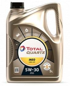 Масло TOTAL QUARTZ INEO LONG LIFE 5W30 - 1 литър
