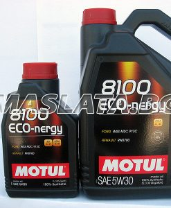MOTUL 8100 Eco-nergy 5W-30