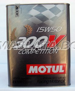 MOTUL 300V Cometition 15w50