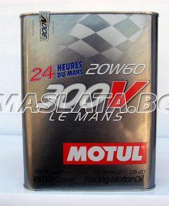 Масло MOTUL 20W60 300V Le Mans