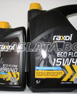 Масло RAXOL ECO FLOW 15W-40