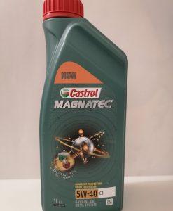 Масло CASTROL Magnatec C3 5w40 - 1 литър