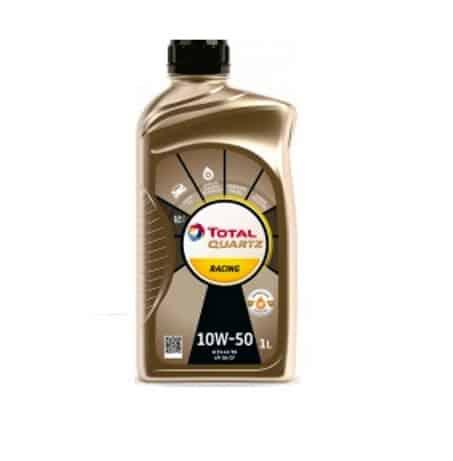 Масло TOTAL QUARTZ RACING 10W50 - 1 литър