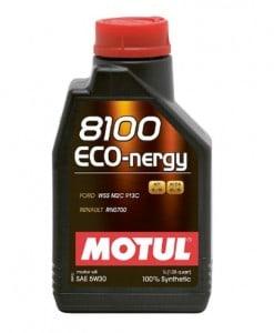 Масло MOTUL 8100 Eco-nergy 5W30 - 1 литър