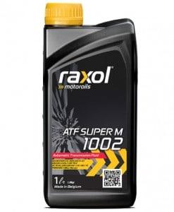 Хидравлично масло RAXOL ATF Dex 2 SUPER M 1002