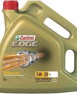 Масло Castrol Edge KOMBI FST 5W30 - 5 литра