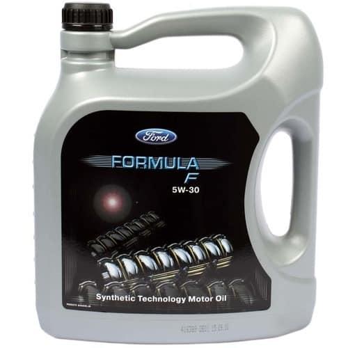 Оригинално масло FORD FORMULA F 5W30 - 5 литра