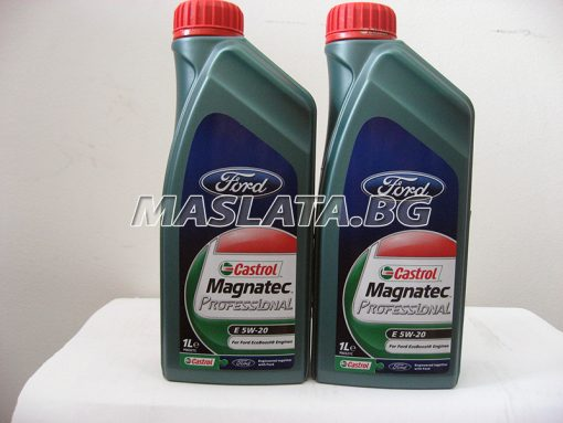Масло Castrol Magnatec Professional E 5w-20 FORD