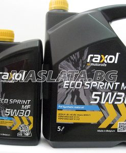 Масло за ФОРД RAXOL ECO SPRINT MF 5W30