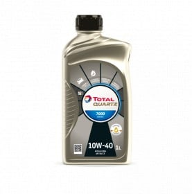 Масло TOTAL Quartz 7000 Energy 10w40 - 1 литър