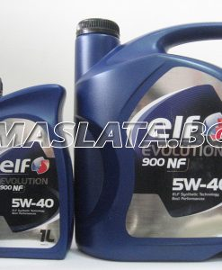 МАСЛО 5W40 ELF EVOLUTION 900NF