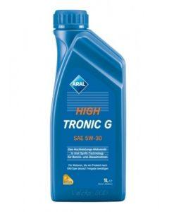 Масло Aral High Tronic G 5w30 - 1 литър