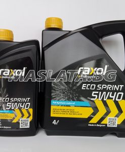 Масло RAXOL ECO SPRINT 5W-40