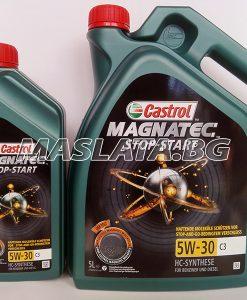 Масло CASTROL Magnatec C3 5w-30