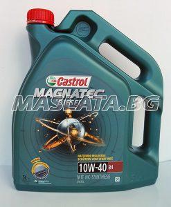 МАСЛО CASTROL MAGNATEC DIESEL 10W-40