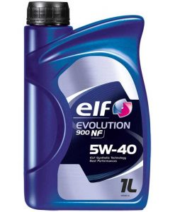 Масло ELF EVOLUTION 900NF 5W40 - 1 литър