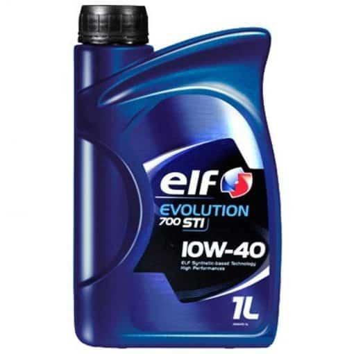 Масло ELF EVOLUTION 700 sti 10w40 - 1 литър