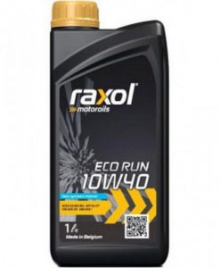 Масло RAXOL ECO RUN 10W40 - 1 литър