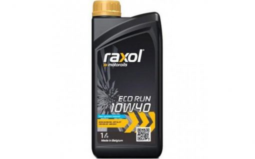 Масло RAXOL ECO RUN 10W40 - 1 литър