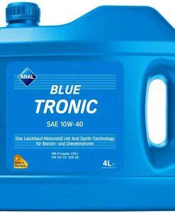 Двигателно масло 10w40 Aral Blue Tronic
