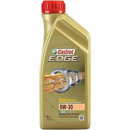 Масло CASTROL Edge 0w30 A3/B4 - 1 литър