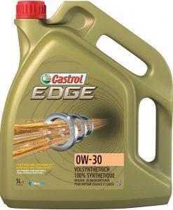 Масло CASTROL EDGE 0W30 - 5 литра