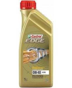 Масло CASTROL Edge 0w40 A3/B4 - 1 литър