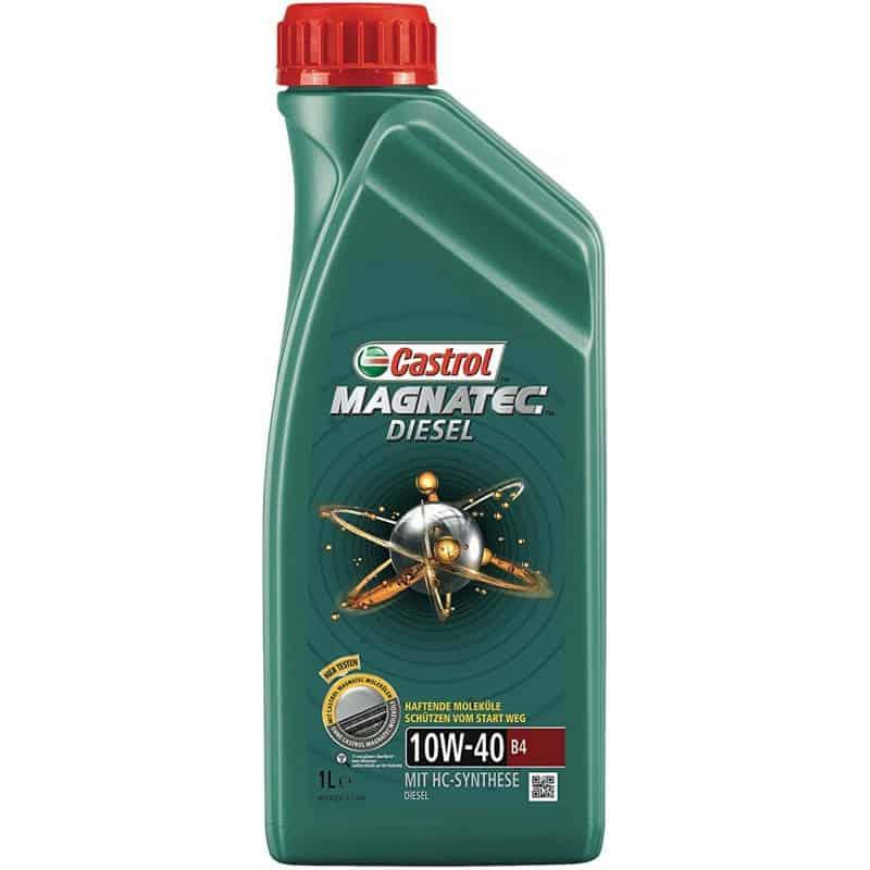 Масло Castrol Magnetec Diesel 10w40 - 1литър