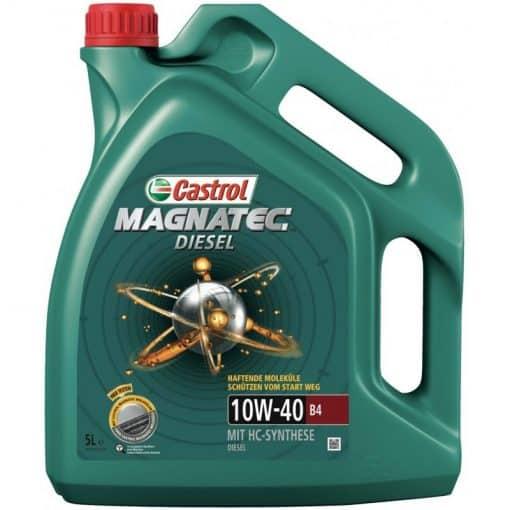Масло CASTROL Magnatec Diesel 10w40 - 5 литра