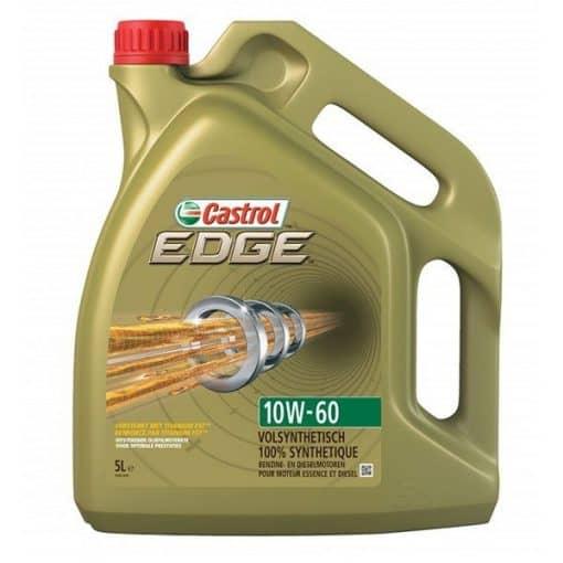 Масло Castrol Edge 10w60 - 5 литра