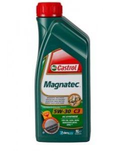 Масло Castrol Magnetec C3 5w30 - 1 литър