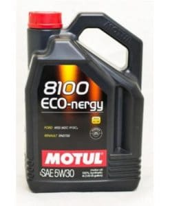 Масло MOTUL 8100 Eco-nergy 5W30 - 4 литра