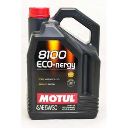 Масло MOTUL 8100 Eco-nergy 5W30 - 4 литра