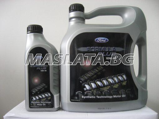 Масло 10w40 Ford Formula