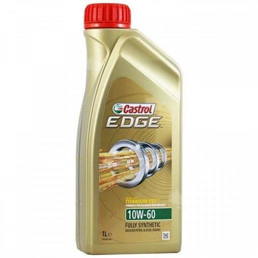 Масло Castrol Edge 10w60 - 1 литър