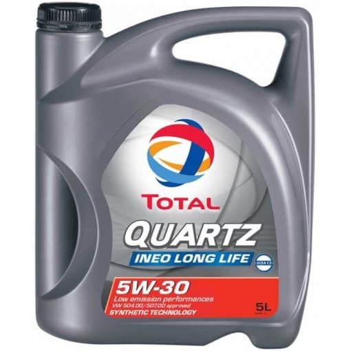 Масло TOTAL QUARTZ INEO LONG LIFE 5W30 - 5L