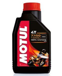 Масло MOTUL 7100 4T 15w50 - 1 литър