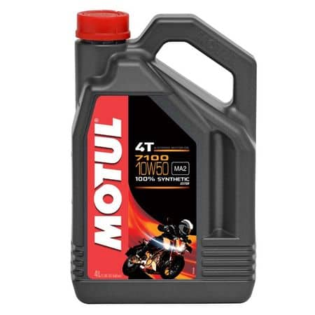 Масло MOTUL 7100 4T 10w50 - 4 литра