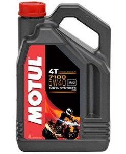 Масло MOTUL 7100 4T 5w40 - 4 литра